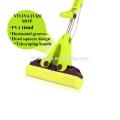 ПВА Губка для чистки закрутки mop с супер absorbent Губка голове палкой