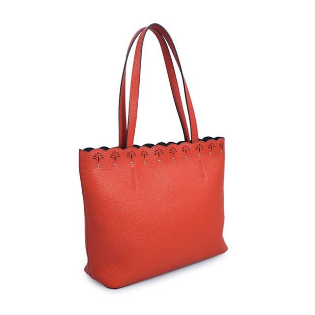 Fashion Genuine leather Shoulder bag