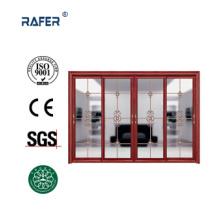 Vendre la meilleure porte coulissante en verre d'aluminium (RA-G127)
