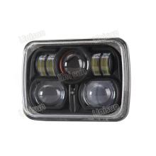 5X7 7 polegadas 85 W CREE luz LED para caminhão