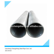 DIN standard CK45 hot rolled factory price black steel pipe carbon seamless steel pipe