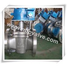 Válvula de pressão de equilíbrio de pressão lubrificada (P4-N)