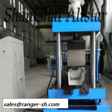 Rain gutter cold roll forming machine manufacturer