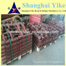 High Chrome Alloy Steel hammer with long wear life