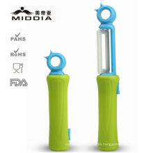 Retractable Ceramic Peeler Kitchen Gadget for Vegetablea & Fruit