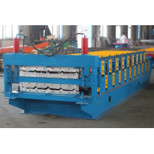Lembaran Roofing Double Layer Roll Forming Machine