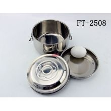 Stainless Steel Round Food Box (FT-2508-XY)