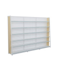 Top Grade Supermarket Steel Wood Shelf