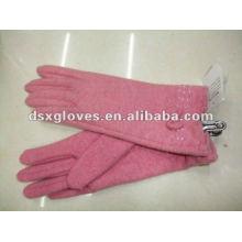 Suéteres de cachemir guantes de cachemir