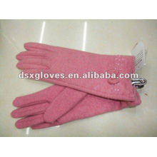 fashion sweaters cashmere gloves