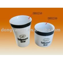 Fabrik direkt Großhandel 50CC Keramik Wein Tasse