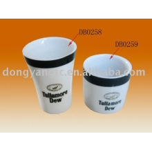Factory direct wholesale 50CC ceramic wine cup
