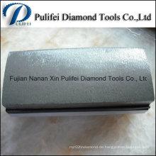 Metalldiamant-Plastikplatte gesinterter Diamant-Schleifstein für Steine