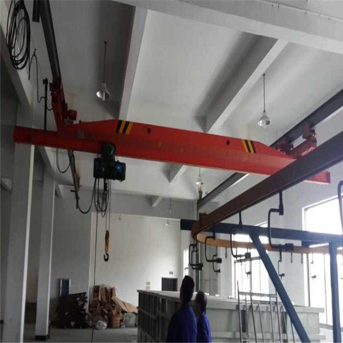 2 ton One Girder Suspended Electric Crane