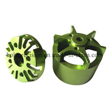 Machinery Parts with CNC Turning and Milling Processing