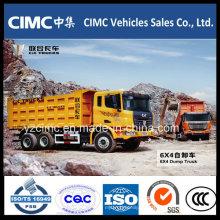 C & C Trucks 6X4 340HP Euro IV Dump Truck