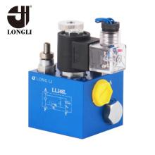Custom Simple Hydraulic Control System