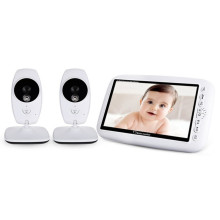 7inch+Lullaby+Nanny+Video+Phone+Baby+Monitor