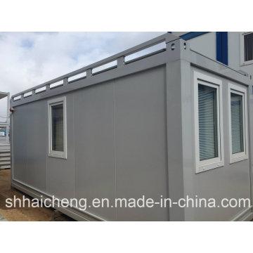 Flat Pack Unterkunft Container Häuser in Mauritius