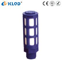 "PSU Plastic Material 1/4"" Low Price Air Pneumatic Exhaust Muffler Silencer"