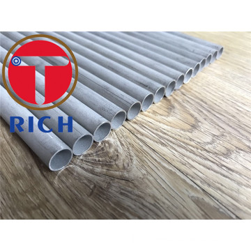 High Temperature Inconel Electric Fusion Welded Steel Tubes