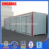 20ft High Cube Open Side Container