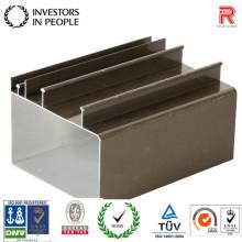 Placa de aluminio / aluminio para piezas de la máquina y cuerpo de la máquina (RA-10111)