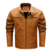 Wholesale Custom Mens Leather Motorcycle Jackets