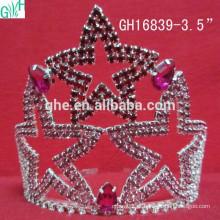Crianças tiara princesa Coroa bonita