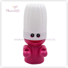 Chef Shape Plastic Toothbrush Holder (MLIE_HW_YSB_004)