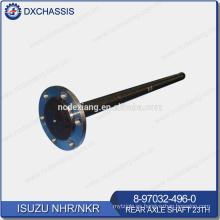 Eje de eje trasero genuino NHR NKR 8-97032-496-0