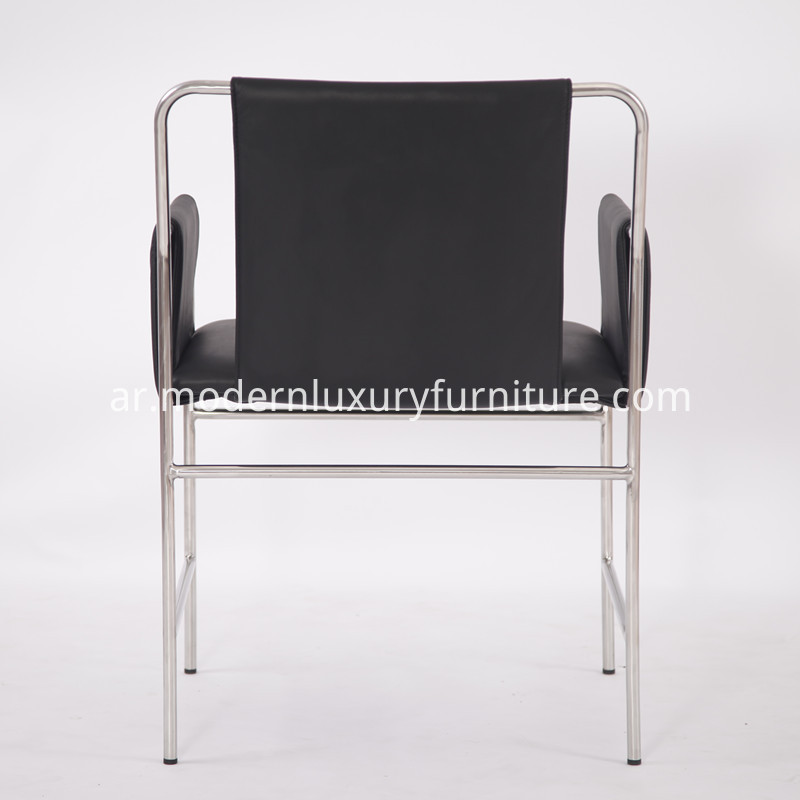 Stainless Steel Lounge Chair