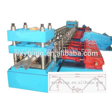 Pass CE and ISO YTSING-YD-1336 W Purlin Roll Forming Machine