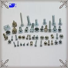 Stainless self tapping screws flat head screw