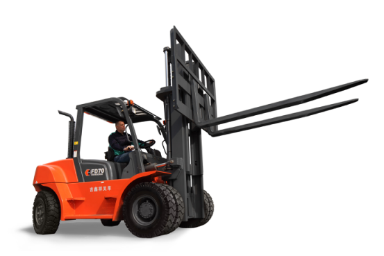 8.0 Ton Counterbalanced Forklift