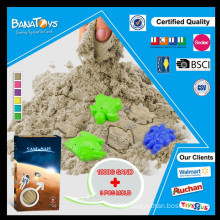6 color DIY magic sand toy
