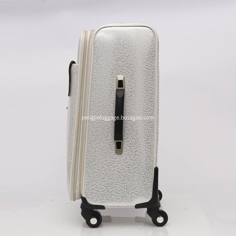 PU leather luggage set