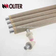 OLITER platinum rhodium hotsale type s disposable thermocouple head for stove