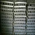 8500kcal Hexagonal Mechanism Charcoal /Sawdust Charcoal for BBQ