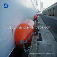 Ship Docking Protection Polyurethane Foam Fender