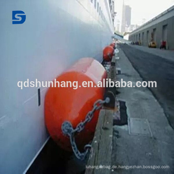 Schiffs-Docking-Schutz-Polyurethan-Schaum-Fender