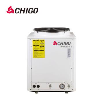 CHIGO -25C Niedrigtemperatur Monoblock Luftquelle EVI Wärmepumpe Hohe Effizienz Luft zu Wasser