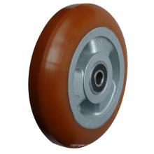 Rodas de poliuretano com centro de alumínio