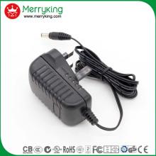 Merryking Marke Wandmontage 12V 1A Adapter UK Stecker AC / DC Netzteil