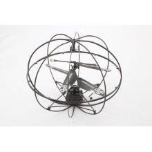 2012 новый пульт дистанционного управления летать мяч 3.5ch функции с камерой