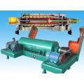 Tricanter Zentrifuge mit zwei Motoren
