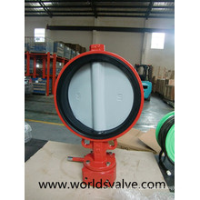 Wafer Type Butterfly Valve sin Pin