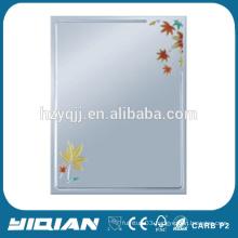 4mm unframed mirror