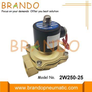 AC 220V 2W250-25 Водяной электромагнитный клапан
