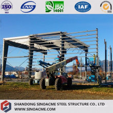 Commercial Steel Building for Retail Store/Shop